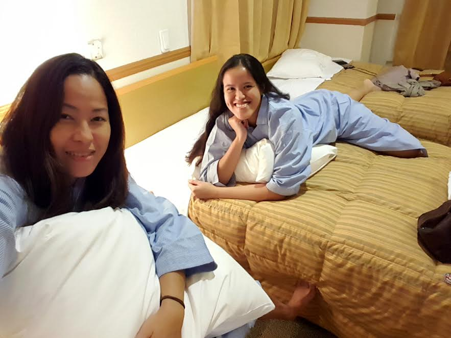 Room mates in Japan!