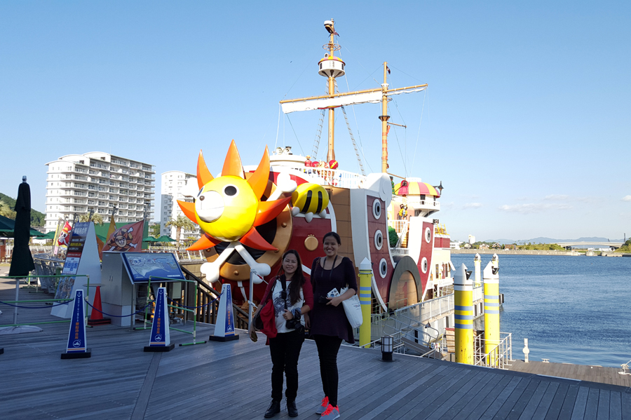 Thousand Sunny Cruise in Gamagori, Japan. Where are fellow One Piece fans at?