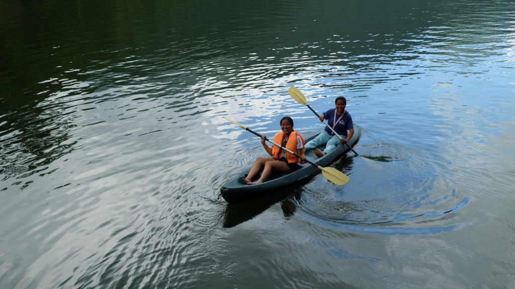 Kayaking is more fun in Sorsogon!