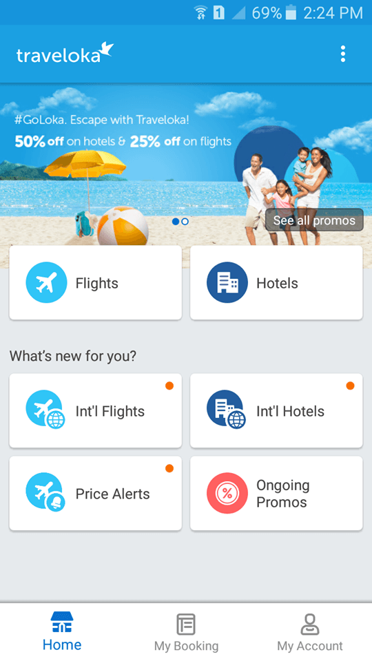 Traveloka-Dagupan-App