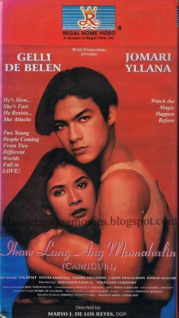 'Ikaw Lang ang Mamahalin' (Camiguin) movie poster ft. Gelli de Belen and Jomari Yllana