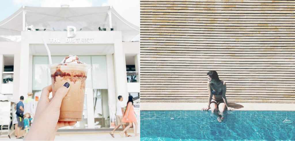 A stay in The District made Trisha's Boracay trip a relaxing one!