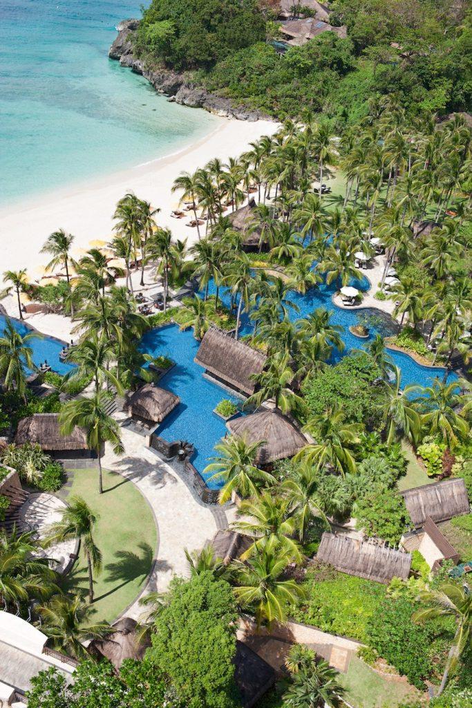 Aerial-shot-of-Shangri-La-Boracay-Resort