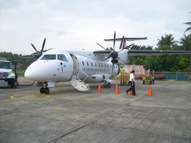 SEAIR at Caticlan Airport