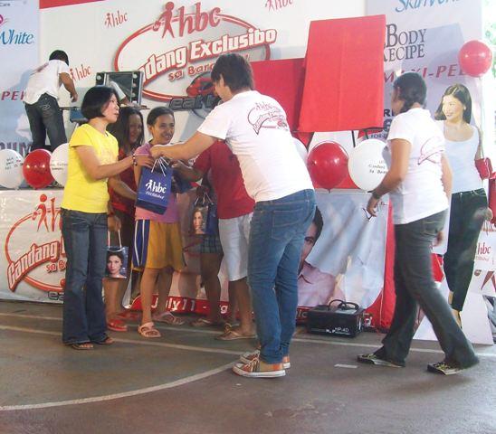 HBC Tatak Exclusibo sa Baranggay