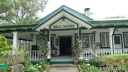 Camp John Hay's The Bell House