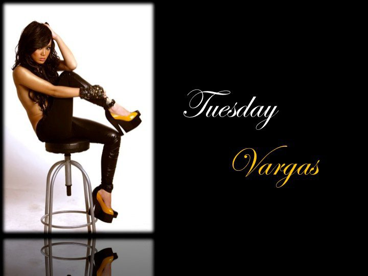 Tuesday Vargas items for sale in Celebrity Closet