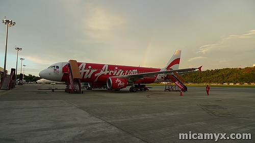 AirAsia in Kota Kinabalu