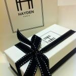Hayden Paris