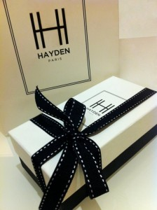 Hayden Paris - Elegant Packaging