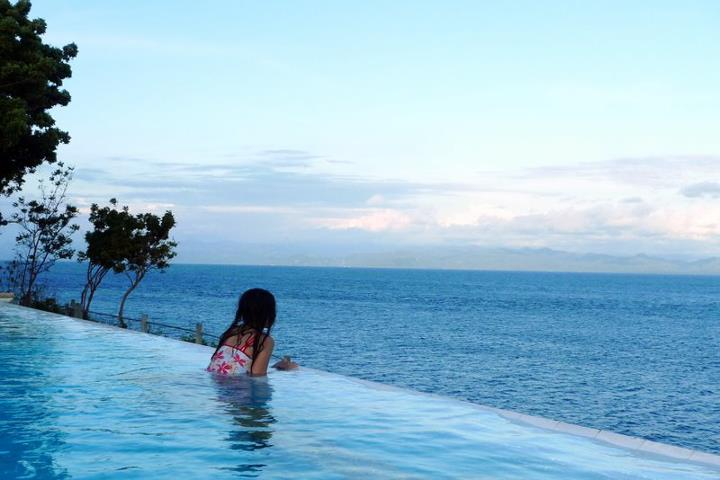 Me at my favorite resort in Maasim, Sarangani (Lemlunay)