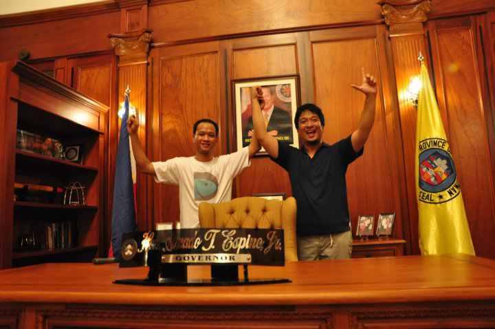 Blogger Politicians (daw) Simon and Don