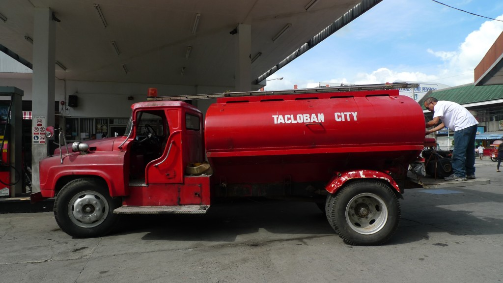 Finally in Tacloban City, Leyte!
