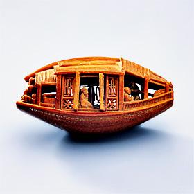 NPM-Carved-Olive-Boat