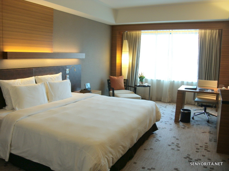My Room in Radisson Blu Hotel Cebu (Superior Room)