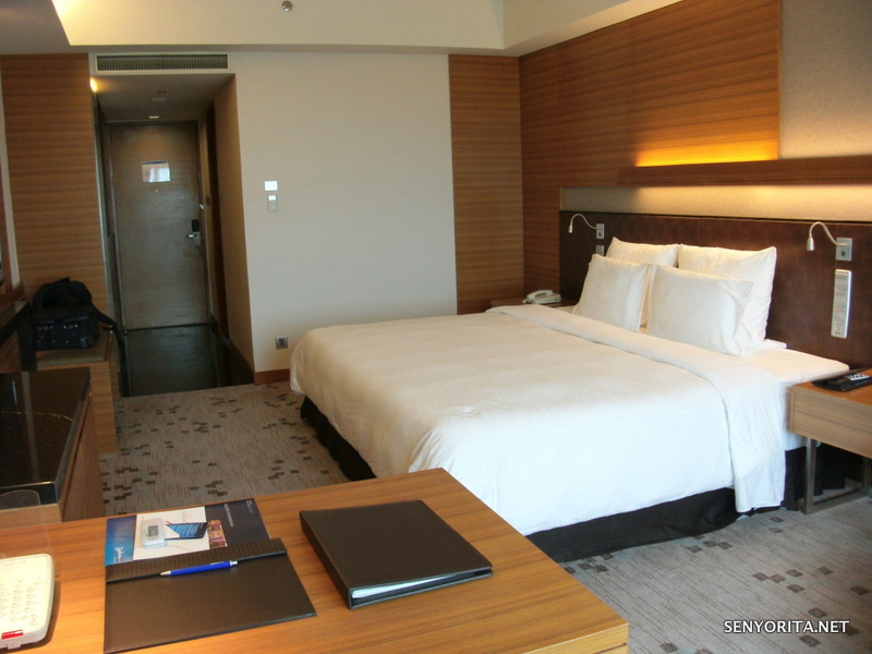 Radisson Blu Cebu Hotel's Superior Room