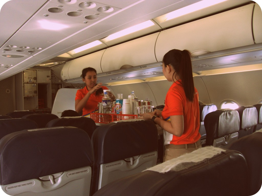 AirPhil Express Cebu to Clark Flight - SENYORITA NET