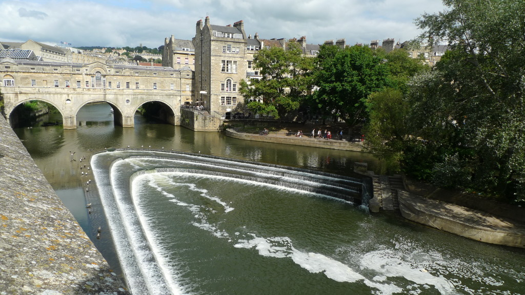 Pulteney Bridge (Bath, England)