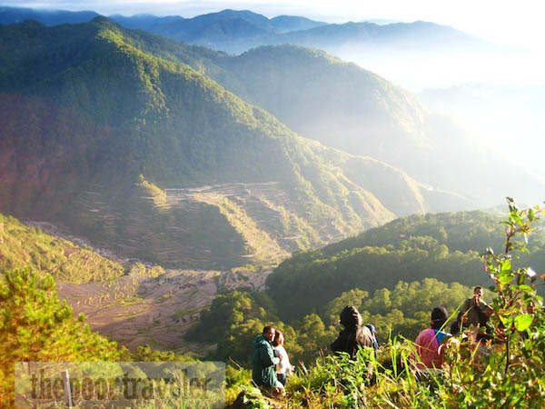 Sagada Terraces | Photo by The Poor Traveler