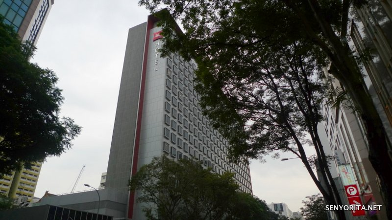 Ibis Hotel Singapore on Bencoolen