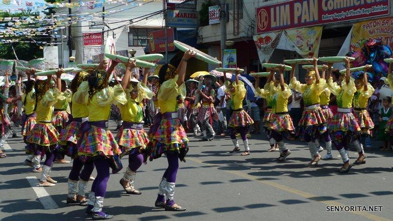 Lingayen, Pangasinan is also celebrating the Pistay Dayat!
