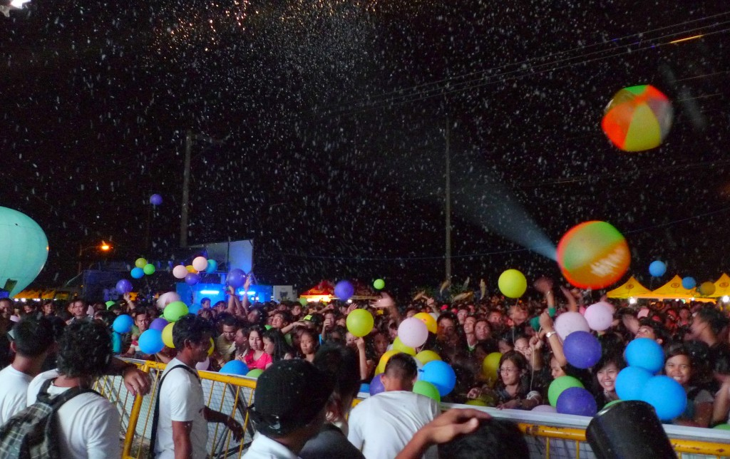 Live Out Party - Bangus Festival edition!