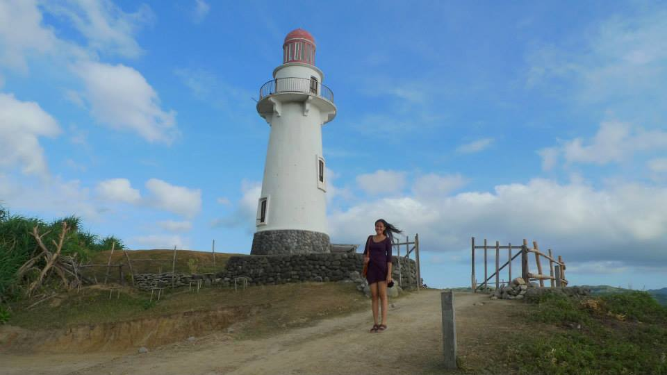 Standing tall and strong like the Basco Lighthouse