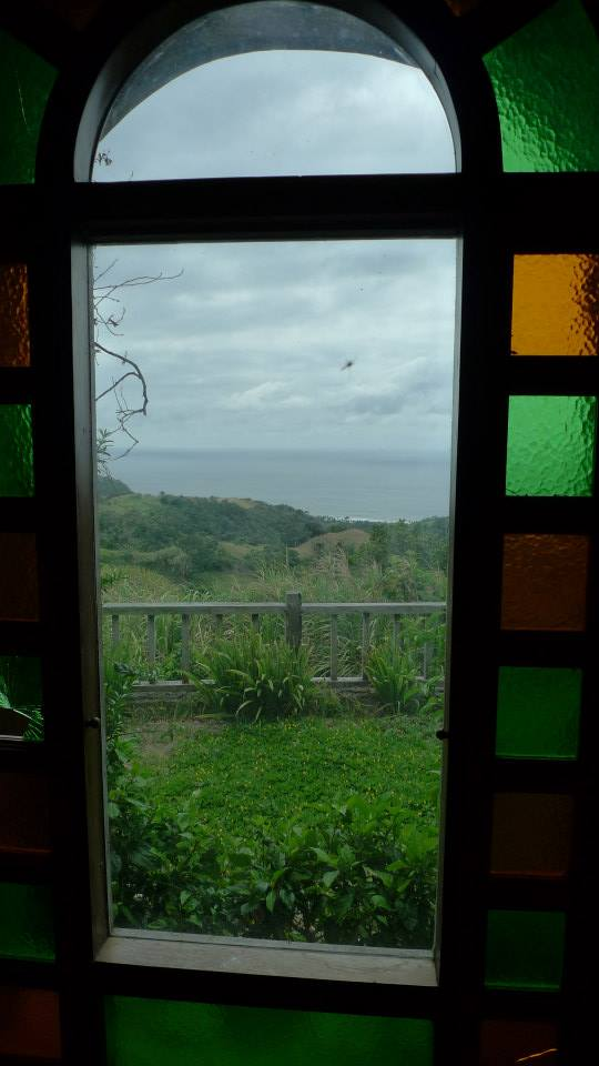 North-Batan-Tukon-Window