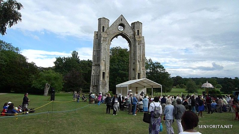 photo essay  the dowry of mary pilgrimage in walsingham
