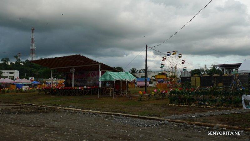 Paskuhan Village in Cabarroguis, Quirino