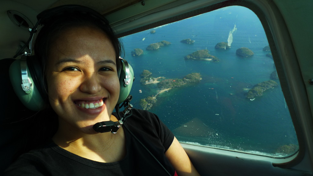 Aerial Tour of Pangasinan courtesy of WCC Aviation. Yep,  we're flying on top of the Hundred Islands!