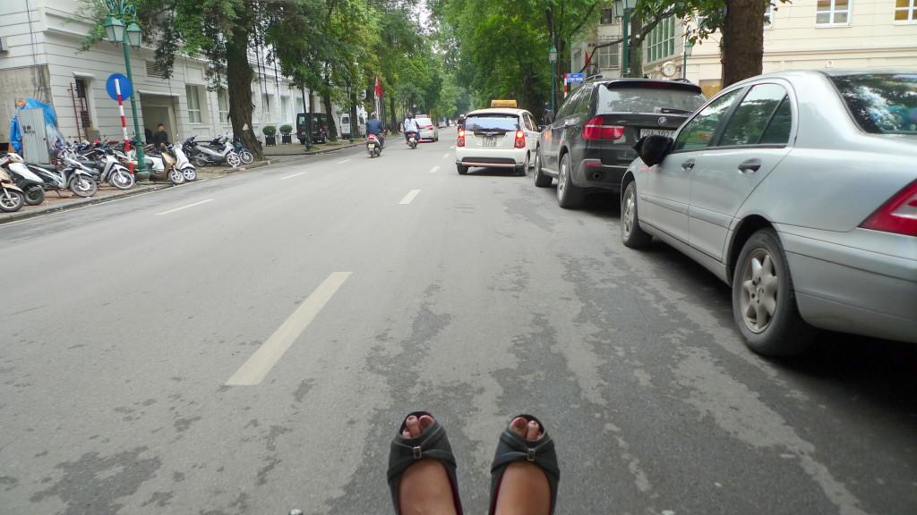 Hanoi-Cyclo-Feet