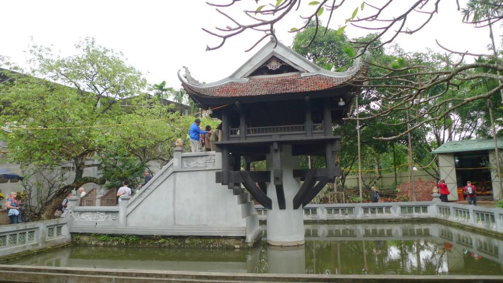 Hanoi-Vietnam-One-Pillar-Pagoda