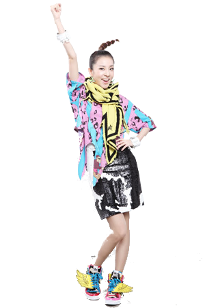 Dara Park of 2NE1 is a big influence to Pinoy KPOP fans