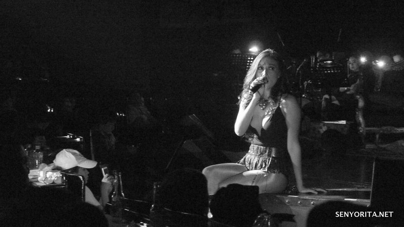 Solenn Heussaff sings 'I Can't Make You Love Me'