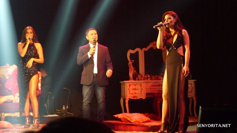Ogie Alcasid supports Solenn and Lovi!