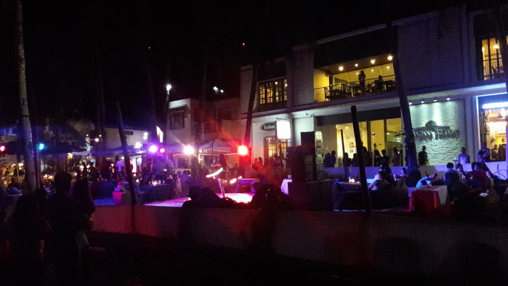 Boracay Fire Dance Shows