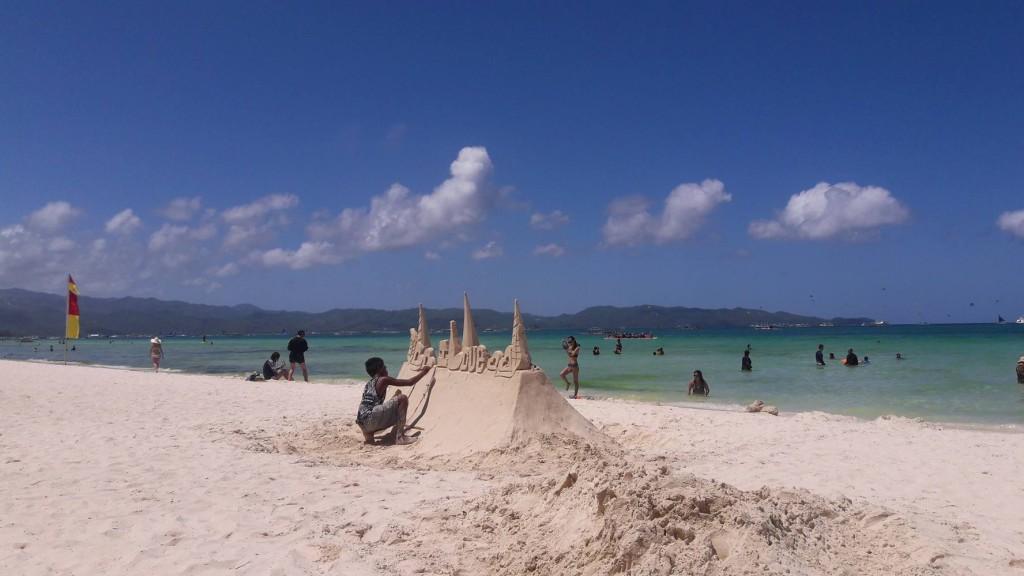 Boracay-Sand-Sculpture