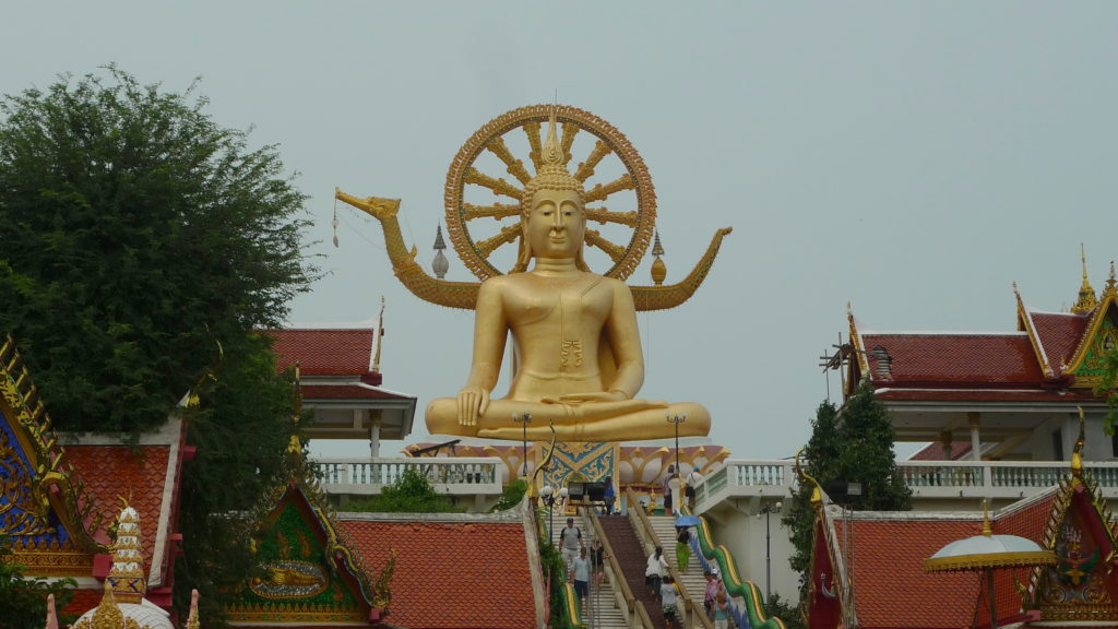 Big Buddha Temple (Wat Phra Yai)