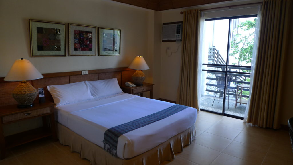 My room in Java Hotel in Laoag City