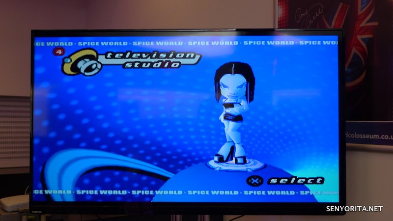 I used to play the Spice Girls Playstation Game with my cousin Ysa when we were young. The main reason why I'm excited to visit Manila back then :D