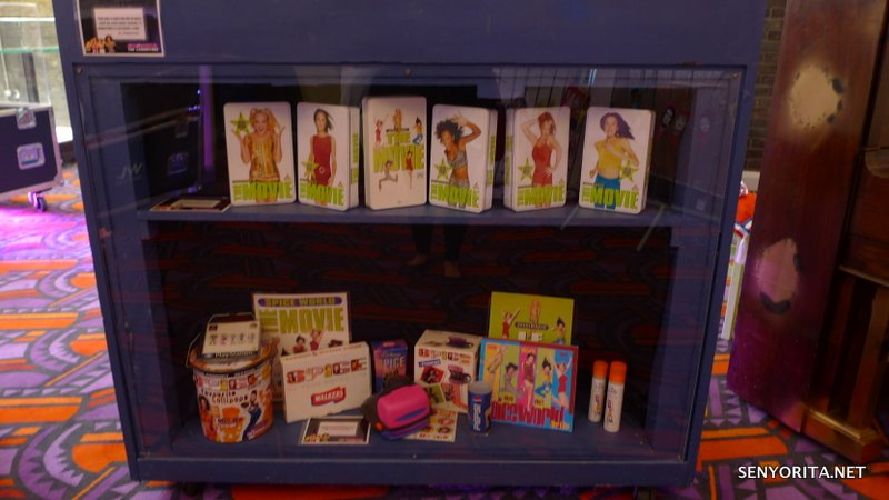 Spiceworld The Movie Memorabilias, Spice Girls Polaroid, Spice Girls Chupa Chups Lollipops and more!