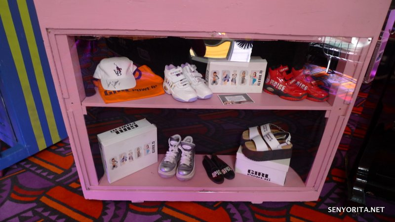 More Spice Girls Shoes for kids and teens!