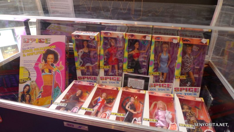 Spice Girls Dolls!
