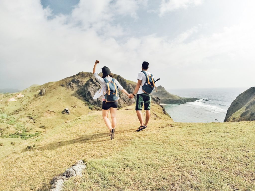 Celine and Dennis just proved na ang Batanes, ine-experience at hindi lang ginu-google.... parang true love. <3