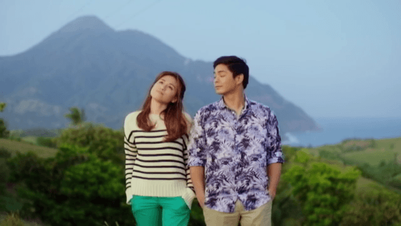 Toni Gonzaga and Coco Martin in 'You're My Boss'