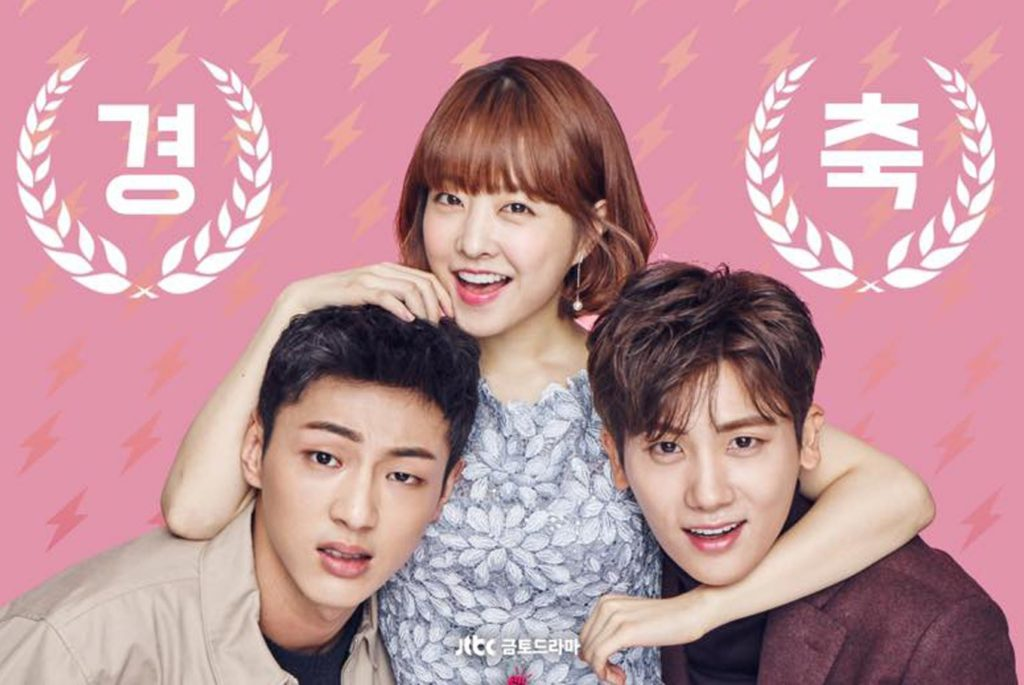 Woman young guy kdrama older The Best
